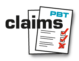 online claims form welcome to the pbt claim application form please ...